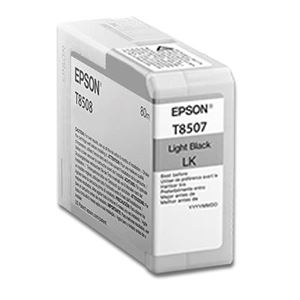 Picture of Epson T850700 UltraChrome Ink 80ml Light Black