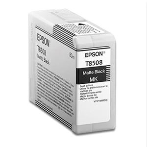 Picture of Epson T850800 UltraChrome Ink 80ml Matte Black
