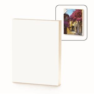 "Picture of Wood Gallery Panel with Adhesive -  11"" x 14"""