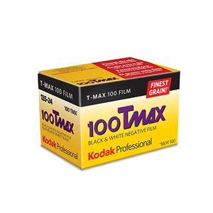 Picture of Kodak Pro T-MAX 100 Film - TMX 135-24 exp. (10/Case)