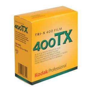 Picture of Kodak Tri-X  400 Film - TX 35mm x 100ft roll