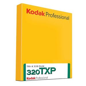 "Picture of Kodak Pro TRI-X  320 Film - TXP 5""x7"" (50 Sheets)"