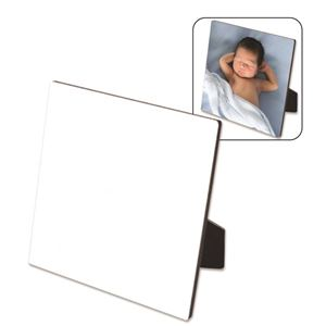 "Picture of Dye Sub Photo Panel w/ Easel Back - 10"" x 10"""