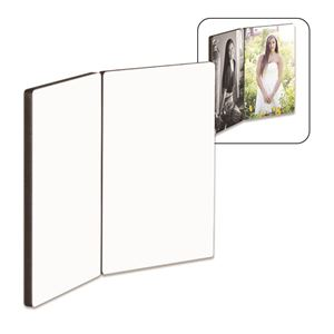 "Picture of Dye Sub Flat-Top Hinged Photo Panels - 5"" x 7"" (left & right panels)"