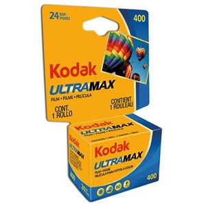 Picture of Kodak Max+ 400 Film Carded - GC 135-24 (10/Case)