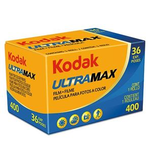 Picture of Kodak Ultra Max 400 Film Box - GC 135-36 exp (20/Case)