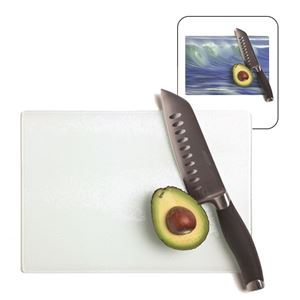 Picture of Blank Sublimation Cutting Board - Large