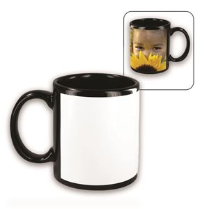 Picture of Blank Sublimation 11oz Mug - Black