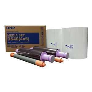 "Picture of DNP DS40 4"" x 6"" Dye-Sub Media Paper"
