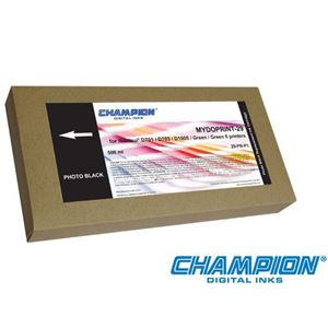 Picture of Champion Ink - Photo Black, 500 ml (for Noritsu Drylabs)