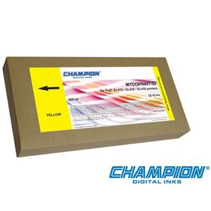 Picture of Champion Ink - Yellow, 500 ml (for Fuji Drylabs)