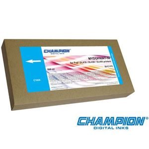Picture of Champion Ink - Cyan, 500 ml (for Fuji Drylabs)