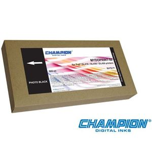 Picture of Champion Ink - Photo Black, 500 ml (for Fuji Drylabs)