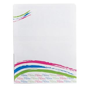 Picture of Print Wallet - Brushstroke