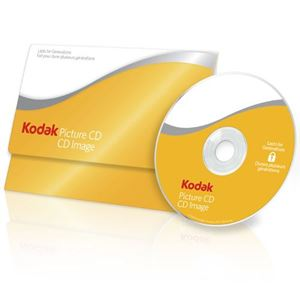 Picture of Kodak CD-R with Wallet - 50 pack