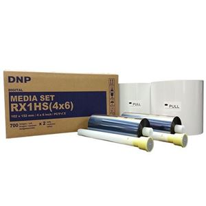 "Picture of DNP DS-RX1HS - 4"" x 6"" Dye-Sub Media Paper"