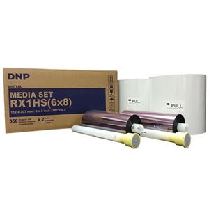 "Picture of DNP DS-RX1HS - 6"" x 8"" Dye-Sub Media Paper"