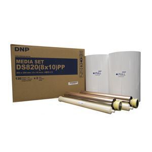 "Picture of DNP DS820A 8"" x 10"" Dye-Sub Media Paper"