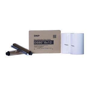 "Picture of DNP DS820A 8"" x 12"" Dye-Sub Media Paper"
