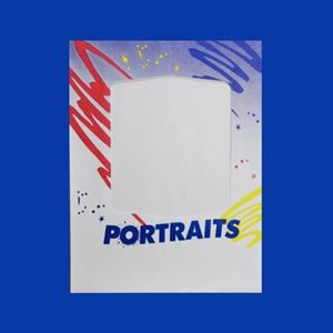 "Picture of Special Portrait Envelope with window, 8.75"" x 11.125"""
