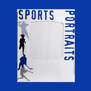 "Picture of Sports Portrait Envelope with window, 8.75"" x 11.125"""