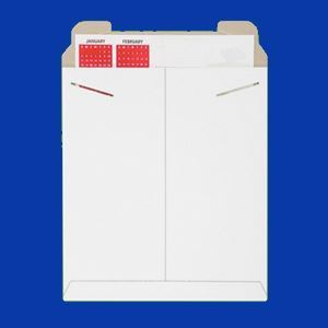"Picture of Hardboard Mailer with Tab Flap, 12.75"" x 15"""