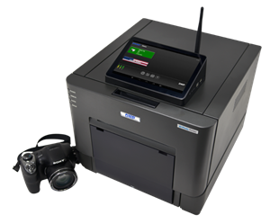 Picture of DNP  IDW500 Passport & ID Photo Solution
