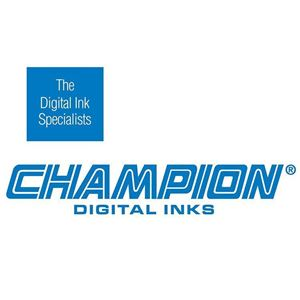 Picture of Champion Refill Inks (for Epson) Cyan,  1 L