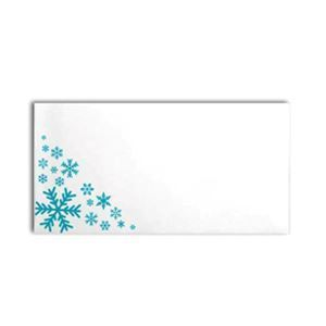 "Picture of Photo Envelopes - Snowflake design, holds 4"" x 8"" prints"