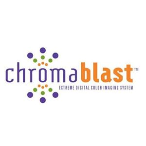 Chromablast logo