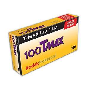 Picture of Kodak Pro T-MAX 100 Film - TMX 120mm (5/PK)