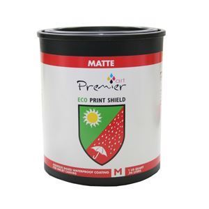 Picture of PremierArt Eco Print Shield, Aqueous Matte - 1 Gallon