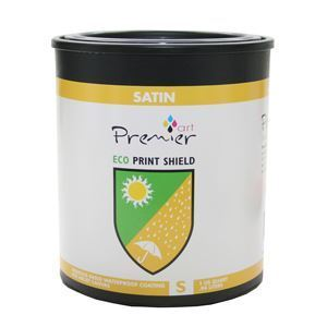 Picture of PremierArt Eco Print Shield, Aqueous  Satin - 1 Gallon