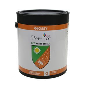 Picture of PremierArt Eco Print Shield, Aqueous  Glossy - 1 Gallon