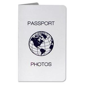 Passport Print Folder - Front