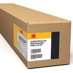 "Picture of Kodak PHOTO TEX Fabric, 54"" x 100' - Solvent"