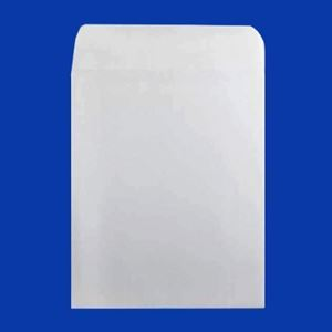 "Picture of Plain White Envelope, 9.5"" x 12.5"""
