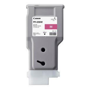 Picture of Canon PFI-206 Ink, 300 ml -Magenta