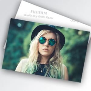 """Picture of Fujifilm DX100 inkjet paper - 6"""" x 196' - FineArt Matte"""