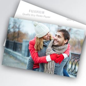 """Picture of Fujifilm DX100 Inkjet Paper - 8"""" x 200' - Satin"""