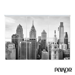 """Picture of CASE OF 12 ChromaLuxe HD Metal Print, Mural, Square, White Gloss, 11.7"""""""