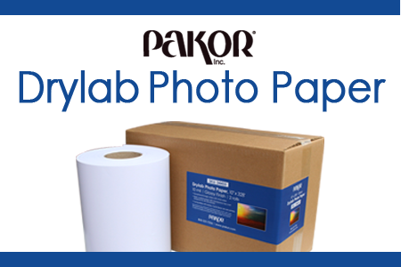 Picture for category Pakor Drylab Paper