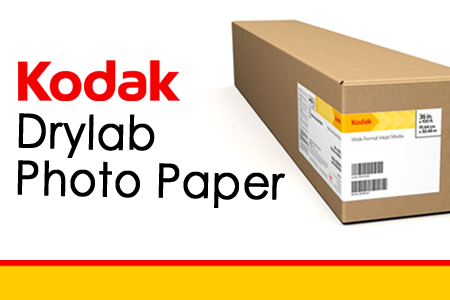 Picture for category Kodak Drylab Paper