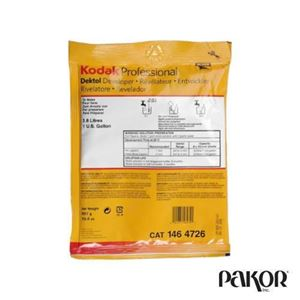 Picture of Kodak Developer BW Dektol Paper, 1 Gal