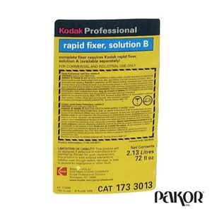 Picture of Kodak Hardener, Solution B  for Rapid Fix, 72 oz