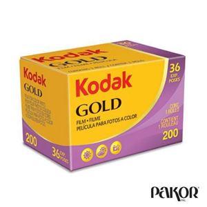 Picture of Kodak Gold 200 Film - Box GB 135-36 exp. (10/Case)