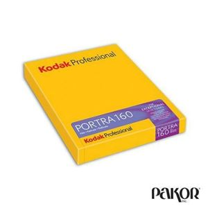"Picture of Kodak Pro Portra 160 Film - 4""x5"" (10 Sheets)"