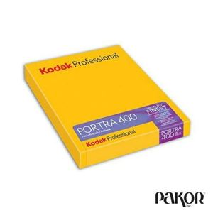 "Picture of Kodak Pro Portra 400 Film - 4""x5"" (10 Sheets)"