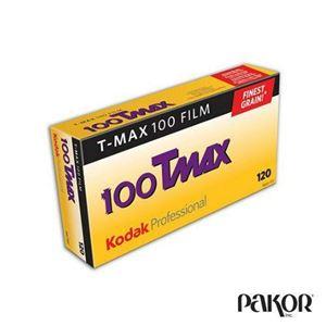Picture of Kodak Pro T-MAX 100 Film Pro Pack - TMX 120mm