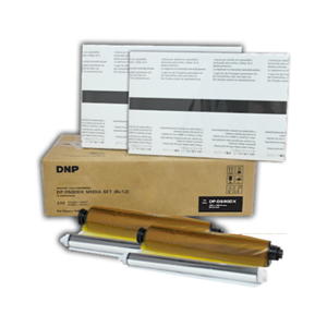 "Picture of DNP DS80 Duplex Dye-Sub Media Paper 8"" x 12"""